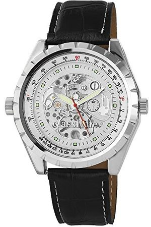 Classique Heren Armbanden - Herenhorloge met leren armband RP7002200004