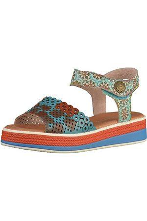 LAURA VITA 0002538, open sandalen met sleehak Dames 39 EU