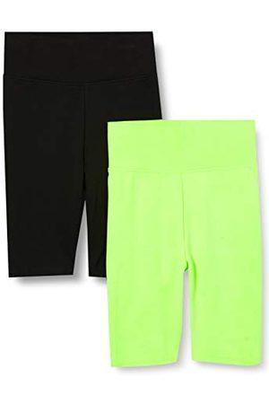 Urban classics Dames Dames wielerbroek High Waist Cycle Yoga Shorts