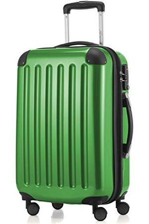 Hauptstadtkoffer Koffers - Alex - 4 dubbele wielen handbagage hardshell uitbreidbare koffer 55 cm trolley, TSA