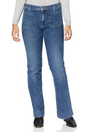 Wrangler Flare Pants voor dames.
