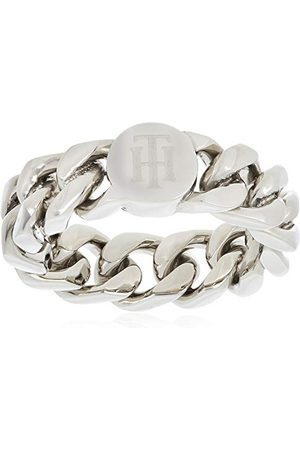 Tommy Hilfiger Jewelry damesring Classic Signature roestvrij staal mt. 54 (17,2) - 2700966C