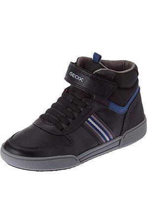 Geox Jongens Sneakers - J04BCB0CLBU, hoge sneakers jongens 35 EU