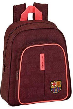 FC Barcelona Kinderen Rugzakken - Kinderschoolrugzak Animation F.C. Barcelona 3 Equip 17/18 - officieel