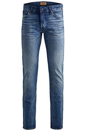 JACK & JONES Heren Slim - Heren Jjiglenn Jjicon Jj 357 50sps Noos Slim Jeans