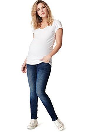 Noppies Dames Slim - Dames jeans Otb Slim Mila Everyday Blue