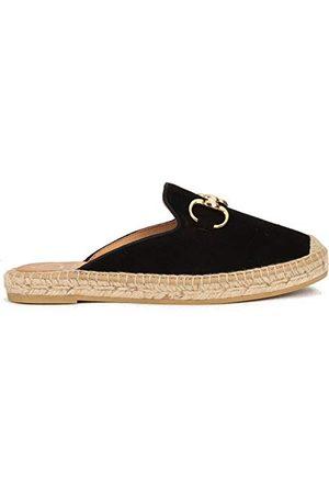 Kanna Dames Sandalen - Dora platte sandalen voor dames.