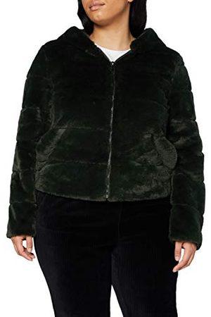 Carmakoma Dames Carchris Fur Hooded Jacket OTW jas