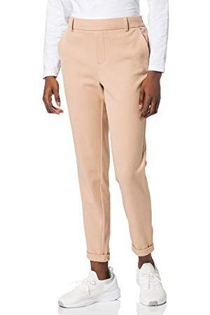 VERO MODA VMMAYA MR Loose SOLID Pant Color Broek, Nomad, M/34