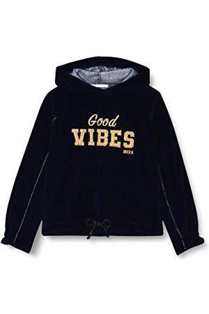 Mexx Meisje velours met hoodie hooded sweatshirt