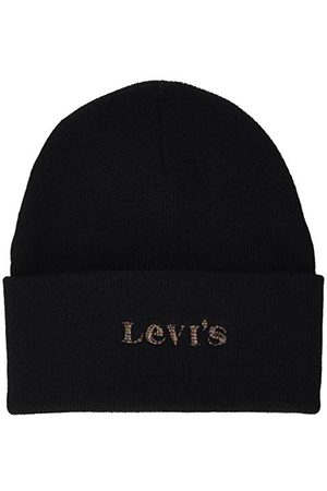 Levi's Women's Modern Vintage Logo beanie - Holiday Expression muts dames