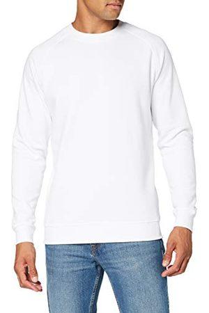 Build Your Brand Raglan Crewneck Pullover voor heren