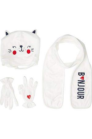 Tuc Tuc Tuc Muts sjaal en handschoenen Fleece Les Parijse Winterset voor meisjes