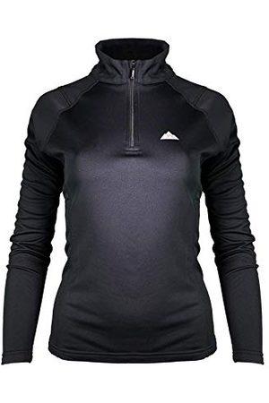 SOLO CLIMB Dry Hot Zip Woman Sweatshirt, uniseks, voor volwassenen