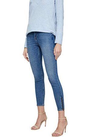Lee Scarlett High Zip Skinny jeans voor dames.