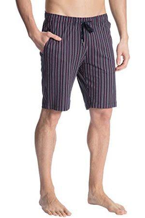 Calida Remix Basic shorts voor heren van katoen met elastische tailleband.