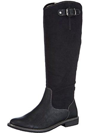 s.Oliver 5-5-25501-23, ongevoerde klassieke hoge laarzen dames 38 EU