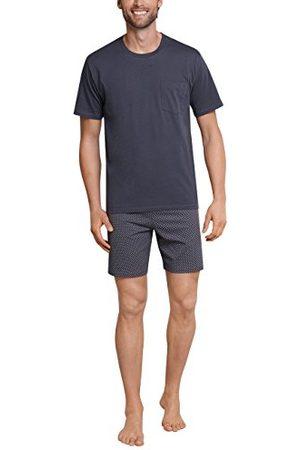 Schiesser Heren korte tweedelige pyjama