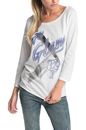 Esprit Dames shirt met lange mouwen met opdruk