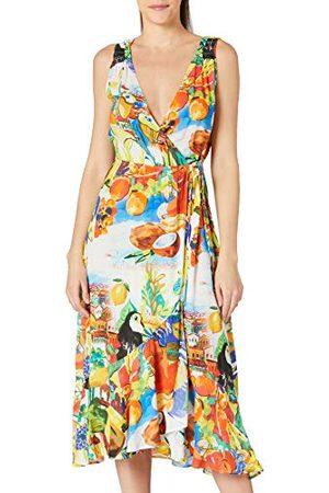 Desigual Vest_ibiza Swimwear Cover Up voor dames