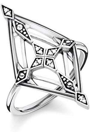Thomas Sabo Dames Horloges - Damesringen 925 sterling zirkonia '- ringmaat 54 D_TR0040-356-14-54
