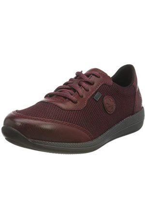 Rieker Dames Sneakers - N1121, Sneaker dames 37 EU
