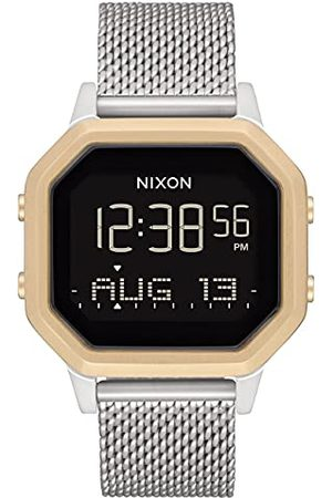 Nixon Dames Horloges - Dames digitale module horloge met roestvrij stalen armband A12721431-00