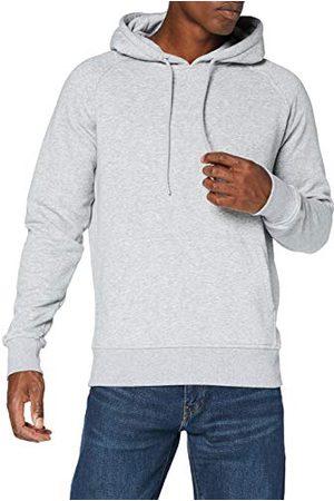 Build Your Brand Heren Sweaters - Heren Raglan Sweat Hoody Hooded Sweatshirt