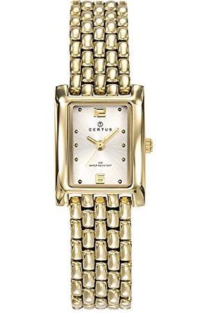 Certus Dames Horloges - Dames analoog kwarts horloge met geen armband 630759
