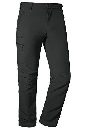 Schöffel Heren Broeken - Lichte wandelbroek voor heren met stretchmateriaal, robuuste outdoorbroek met sportieve snit Folkstone
