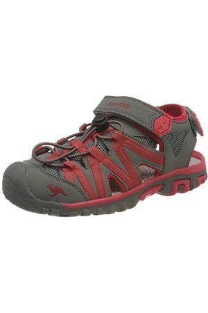 KangaROOS Jongens Sneakers - 18185, Sneaker jongens 34 EU