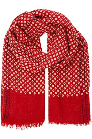 Apart Dames Sjaals - Dames Stola Light-Wool Printed Stole, , One Size (Manufacturer Maat: 0)