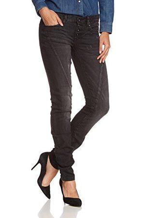 Esprit Dames Baggy & Boyfriend - Dames boyfriend jeans soft destroyed