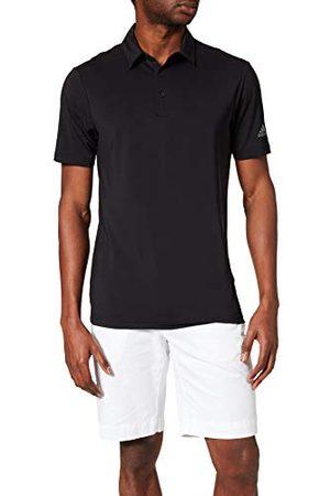 adidas Heren Shirts - Ultimate 366 Golf-shirt, Negro, M