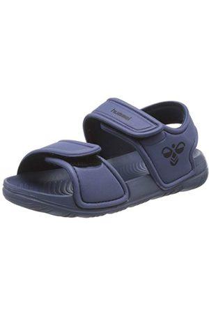 Hummel Playa Jr Sneakers voor kinderen, uniseks, stone, 31 EU