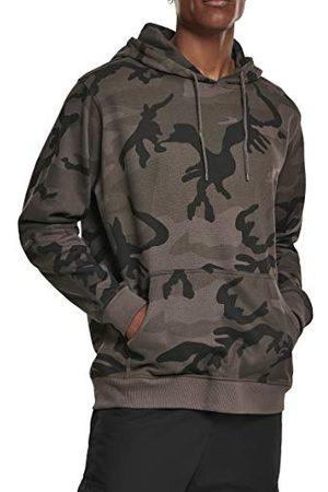 Build Your Brand Heren Sweaters - Heren capuchontrui Camo Hoody Hooded Sweatshirt voor mannen verkrijgbaar in 2 camouflage-varianten, maten S - 5XL