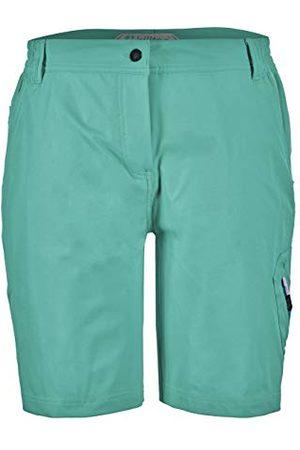 Killtec Dames Shorts - Trin Wmn Brmds functionele bermudas/shorts, opvouwbaar.