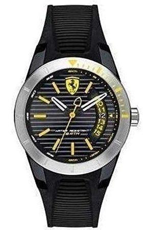 Scuderia Ferrari Heren Armbanden - Orologi 0840015 analoog kwartshorloge voor heren, met siliconen armband