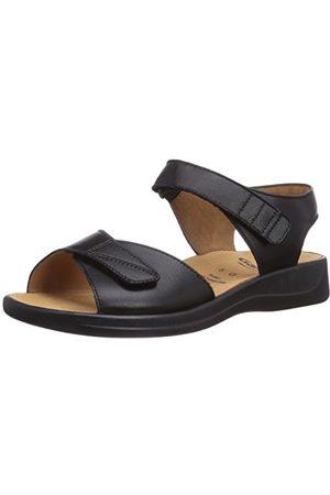 Ganter 3-202591-01000, open sandalen dames 42 EU Weit