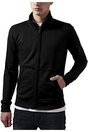 Urban classics Heren Jacks - Losse Terry Zip Jacket jas voor heren.
