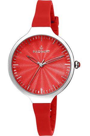 Radiant Dames Horloges - Dameshorloge analoog kwarts rubber RA336614