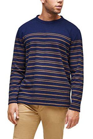s.Oliver Heren Lange mouw - Heren T-shirt