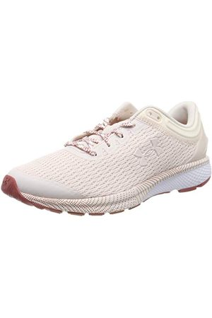 Under Armour Dames Schoenen - Women's Charged Escape 3 Running Shoes, Pink Apex Pink Fractal Pink Apex Pink 800, 6 UK