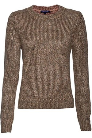 Tommy Hilfiger Dames Pullovers - Vrouwen Pullover FROLA LUREX TWEED C-NK SWTR