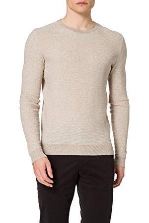 Daniel Hechter Heren Gebreide truien - Gebreide trui met ronde hals voor heren.