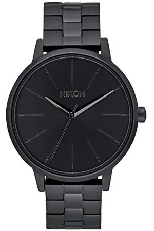 Nixon Unisex analoog kwartshorloge met roestvrij stalen armband A099-001-00