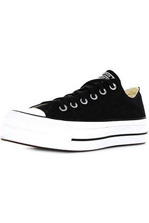 Converse Dames Sneakers - Chuck Taylor All Star Lift Ox /Wit Textiel 35 EU