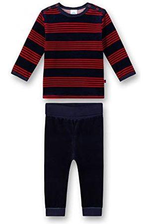 Sanetta Jongens Pyjama's - Baby-jongens pyjama tweedelige pyjama