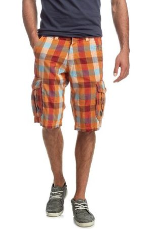 Esprit Heren Shorts - Heren bermuda lage band geruit 063CC2C005 Craig