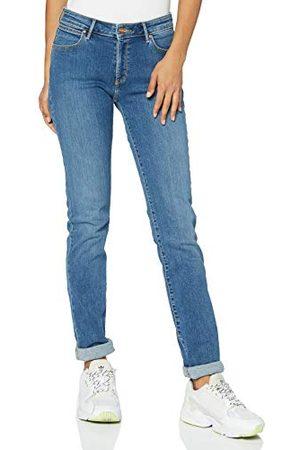 Wrangler Dames Slim - Slim Jeans voor dames.
